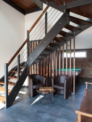 escalier+billard